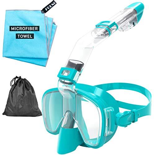 Top 10 Snorkel Masks Of 2021 Best Reviews Guide