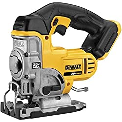 The DCS331B by DEWALT - Best jigsae for contractors and professionals