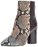 Nine West Women's Cabrillo Reptile Print Ankle Boot