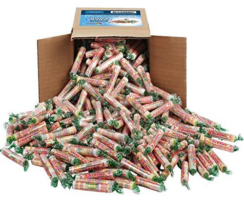 Smarties X-Treme Sour Candy Rolls in 6x6x6 Box Bulk Candy 3.2lbs -52oz