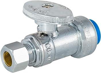 Eastman 04342LF straight stop valve chrome