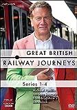 Great British Railway Journeys: Series 1-4 [Reino Unido] [DVD]