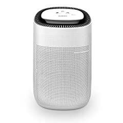 Breathe better - Reduce excess moisture and make your living space more comfortable. Fight against musky odors, mold, mildew, dust mites, and allergens with a home dehumidifier. Dehumidifier and air cleaner – Tenergy's portable dehumidifier uses Pelt...