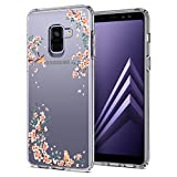Samsung Galaxy A8 Case (2018), Spigen [Liquid Crystal]