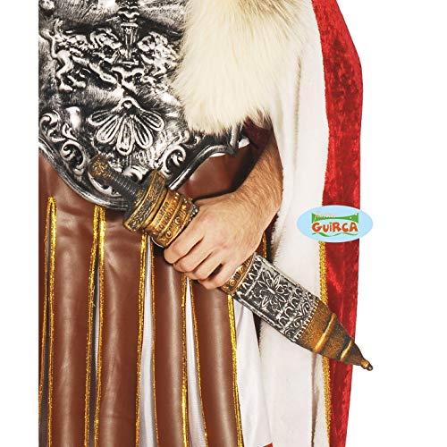Daga romana in plastica con fodero spada soldato romano