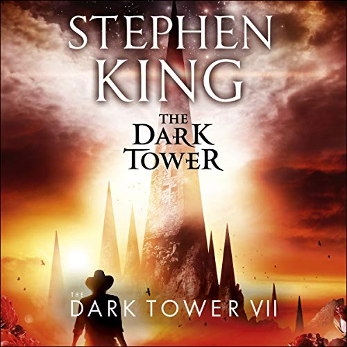 The Dark Tower VII: The Dark Tower Audiobook By Stephen King cover art