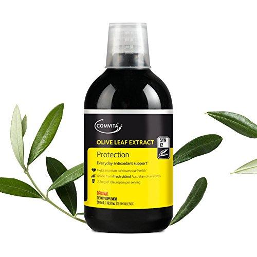 Natrlicher Olivenblattextrakt 500 ml