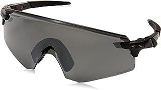 Men's Oo9471 Encoder Rectangular Sunglasses