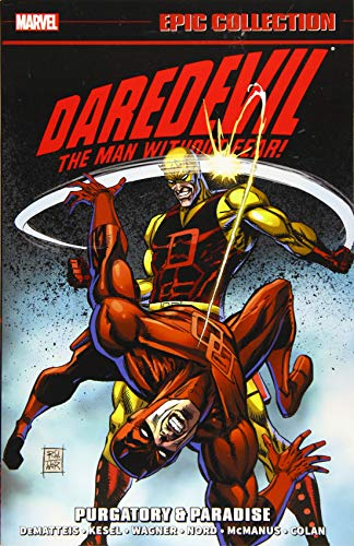 DAREDEVIL EPIC COLLECTION PURGATORY AND PARADISE