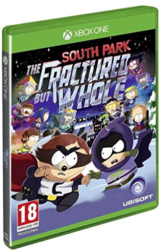 Ubisoft South Park: The Fractured but Whole, Xbox One Básico Xbox One...