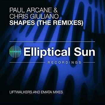 Shapes (The Remixes)