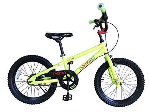 ROCKBROS(ロックブロス) 子供用 自転車 かわいい 18インチ男の子にも女の子にも! 安心のキャリパーブレーキ...