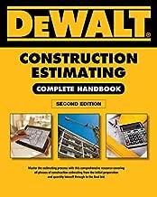 Best construction cost engineering handbook Reviews