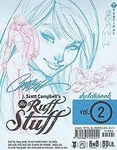 J. Scott Campbell's The Ruff Stuff Sketchbook Volume #2