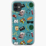 Barber Stydina Okay Fandom I This with Stanley Dina Not Sydney Sophia Lillis Sydina Am Novak - Phone Case for All of iPhone 12, iPhone 11, iPhone 11 Pro, iPhone XR, iPhone 7/8 / SE 2020… Samsung G