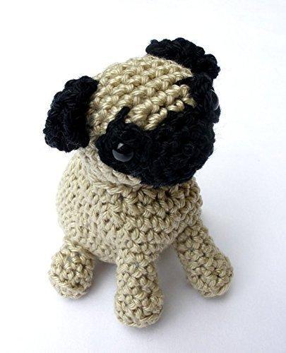 Amazon.com: Dog crochet PATTERN , Amigurumi dog toy , pdf English ... | 500x405