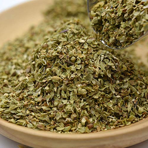 Marjoram Dried Origanum Majorana 100% Natural Organic Herbal Herb Leaves Leaf Spice Seasoning Egyptian Mediterranean kosher 8.8oz / 250 gm