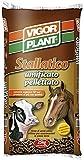 Vigorplant Stallatico Pellettato Umidificato Ammendante ricco di azoto organico a lento effetto e microelementi utili alla pianta