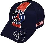 PARIS SAINT-GERMAIN Casquette PSG - Neymar Jr - Collection Officielle Taille réglable
