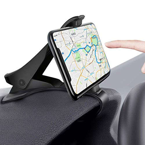 Supporti per auto,Auto Universale Supporto per iPhone X/8/8 Plus/7/7 Plus/6S/6S Plus/5S/5C/SE,Samsung,Huawei,LG,GPS, lettori MP3 e altri Smatphone