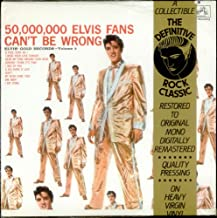 Elvis' Gold Records Vol 2 - 50th Anniversary - Sealed