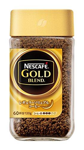 ネスレ ネスカフェ ゴールドブレンド 瓶 120g×12個入