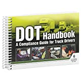 DOT Handbook: A Compliance Guide for Truck Drivers (5' W x 7' H, English, Spiral Bound) - J. J. Keller & Associates - Provides References for FMCSA and DOT Regulations