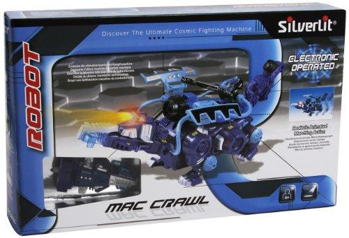 Rocco Giocattoli 20731497 - Mini Mech Mac Animali Robot da Costruire Assortiti