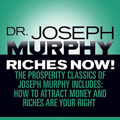 Riches Now! audiobook cover art