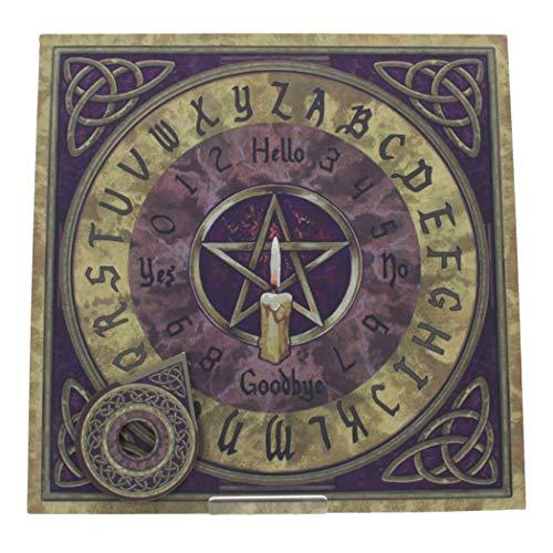 Mad Moonshine Brettspiel Celtic Spiritboard - Ouijaboard