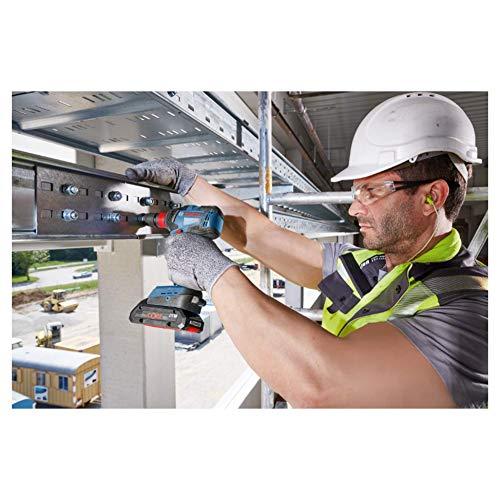 Bosch Professional Akku Drehschlagschrauber GDX 18V-200 C, ohne Akku, max. Drehmoment 200 Nm - 6