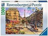 Ravensburger- Puzzle Paris d'autrefois 1500 pièces, 16309