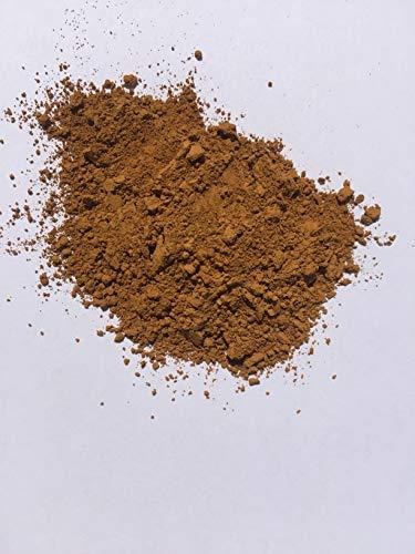 Geel oker diepe tabak (25 lbs) pigment/kleurstof voor beton, hout, metaal, muurverf, cement, render,pleister,aanwijzen,mortel,keramiek,bakstenen,tegels e.t.c