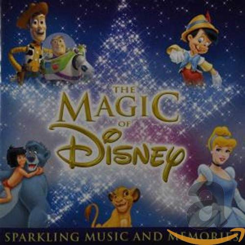 The Magic of Disney (Englische Version)