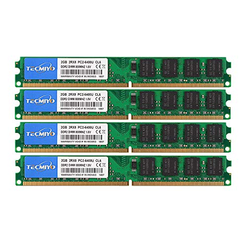 FM-PC2 6400 (4X2GB) PC2-6400U Narrow Board UDIMM