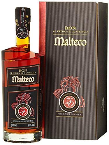 Malteco 20 YO Rum (1 x 0.7 l), in Geschenkverpackung
