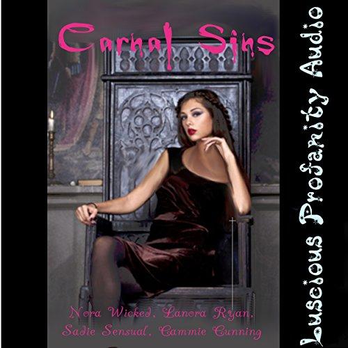 Carnal Sins audiobook cover art
