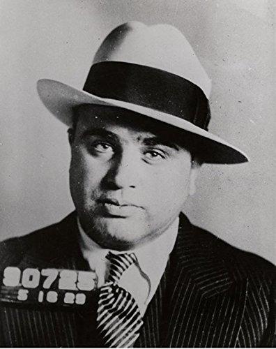 WonderClub Al Capone 8 X 10 Photo by Gatsbe Exchange