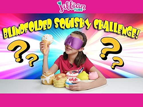 Guess the Squishies Challenge!
