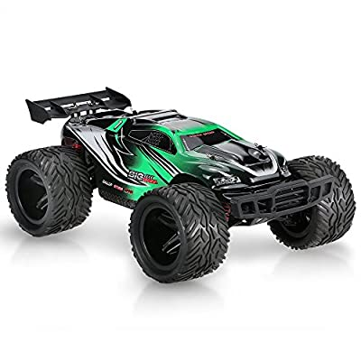 Goolsky SUBOTECH BG1508 1:12 Scale 2.4G 4WD RTR Rock Crawler Off-Road Remote Control High Speed Racing Truck RC Car