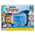 Little Live Aqua Dragons - Deep Sea Habitat - LED Light Up Tank Hatch and Grow Aquatic Pets by Moose Toys