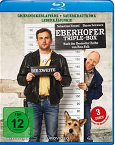 Die zweite Eberhofer Triple Box [Blu-ray]