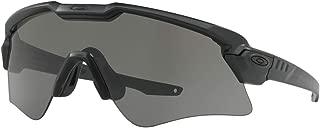 Men's Standard Issue Ballistic M Frame Alpha Sunglasses,OS,Matte Black/Clear