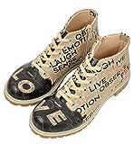 DOGO Shortcut Boots - Love 39
