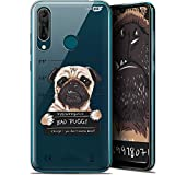 Wiko View 3 Pro Case - Ultra Thin - Beware The Puggy Dog