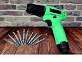 Best Cordless Power Drills - DRONA MultiFunction Hard Plastic Cordless Drill Machine 12V Review