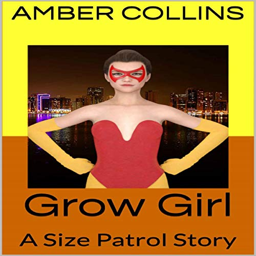 Grow Girl Audiobook By Amber Collins cover art