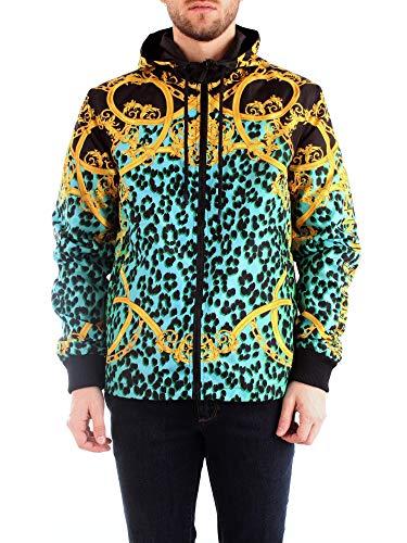 Versace Jeans Couture C1GVA91020432 Mantel Harren Green 46