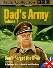 Dad's Army - Volume 7 - Don't Forget The Diver