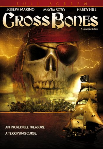 Crossbones [Reino Unido] [DVD]